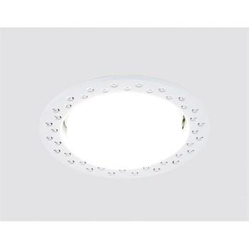 Точечный светильник Gx53 Classic G825 W - фото 927185