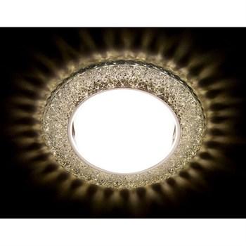 Точечный светильник Gx53 Led G298 CL/WW - фото 927196