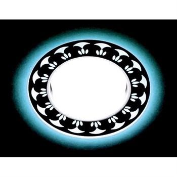 Точечный светильник Gx53 Led G433 WH/CLD - фото 927211