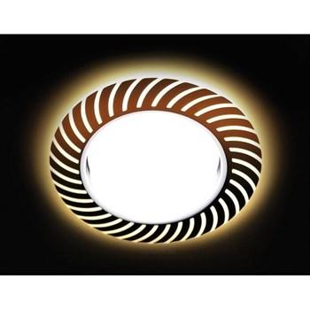 Точечный светильник Gx53 Led G444 WH/WW - фото 927214