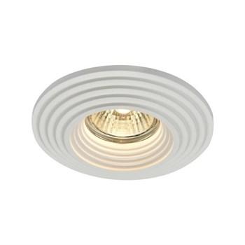 Точечный светильник Gyps Modern DL004-1-01-W - фото 927218
