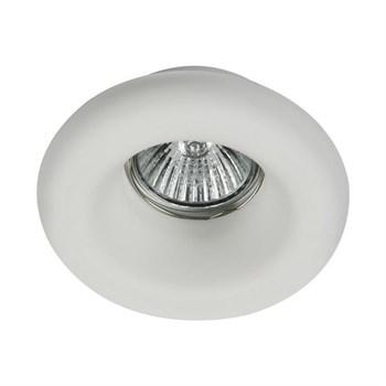 Точечный светильник Gyps Modern DL006-1-01-W - фото 927220