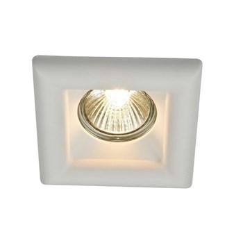 Точечный светильник Gyps Modern DL007-1-01-W - фото 927221