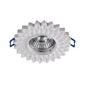 Точечный светильник Gyps Classic DL282-1-01-W - фото 927226