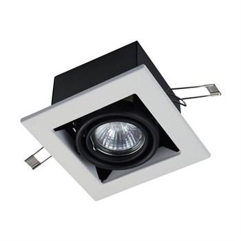 Точечный светильник Metal Modern DL008-2-01-W - фото 928211