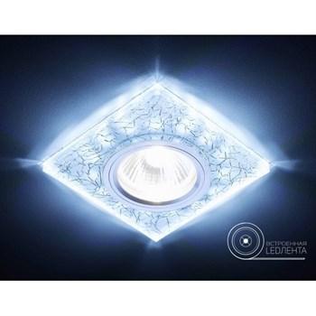 Точечный светильник Декоративные Led+mr16 S227 W/CH/C - фото 929337