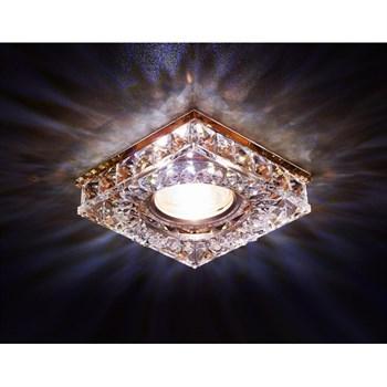 Точечный светильник Декоративные Кристалл Led+mr16 S251 BR - фото 929352
