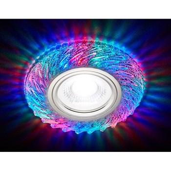 Точечный светильник Декоративные Кристалл Лайт S295 CH/RG - фото 929378