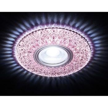 Точечный светильник Декоративные Кристалл Лайт S333 PI/CLD - фото 929390