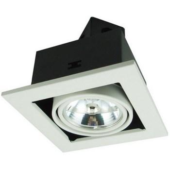 Точечный светильник Cardani Medio A5930PL-1WH - фото 929660