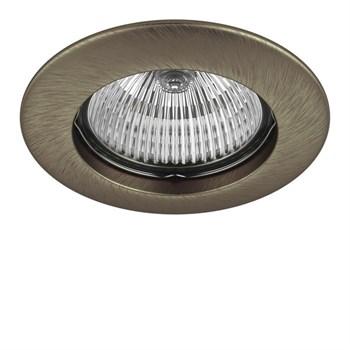 Точечный светильник Teso fix 011071 - фото 929736