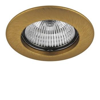 Точечный светильник Teso fix 011073 - фото 929739