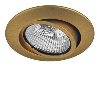 Точечный светильник Teso adj 011083 - фото 929746