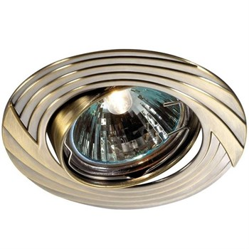 Точечный светильник Trek 369609 - фото 929796