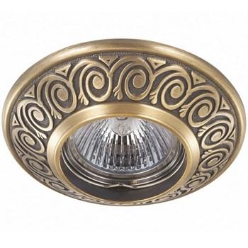 Точечный светильник Vintage 370000 - фото 929974