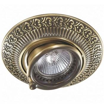 Точечный светильник Vintage 370015 - фото 930010