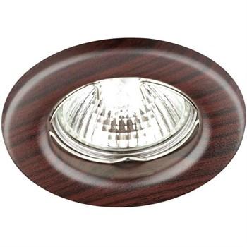 Точечный светильник Wood 369715 - фото 930078