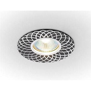 Точечный светильник Классика II A815 BK/AL - фото 930322