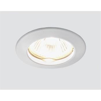 Точечный светильник Классика IV 863A WH - фото 930336