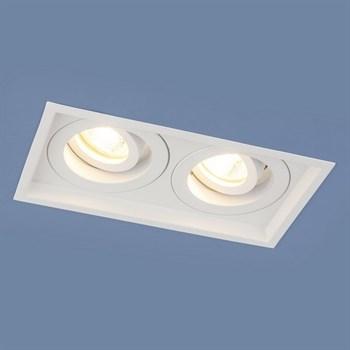 Точечный светильник 1071 1071/2 MR16 WH белый - фото 930349