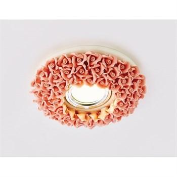Точечный светильник Дизайн С Узором И Орнаментом Гипс D5505 PI - фото 930362