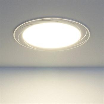 Точечный светильник DLR004-DLR005-DLR006 DLR004 12W 4200K WH белый - фото 931444