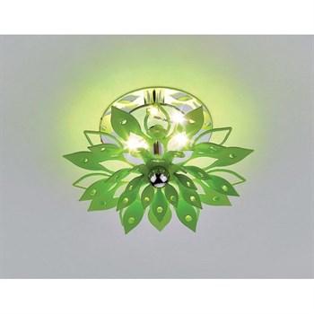 Точечный светильник Flora-1 S100 GR 3W 4200 - фото 931537