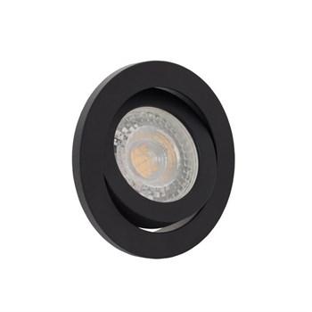 Точечный светильник DK2016 DK2017-BK - фото 932567