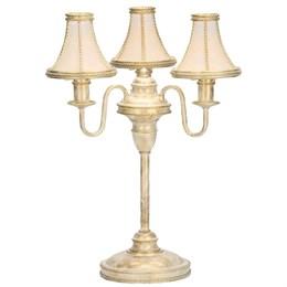 Интерьерная настольная лампа Kwinero Krem KW/G/3/K