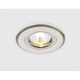 Точечный светильник Дизайн С Узором И Орнаментом Гипс D5531 W/BK