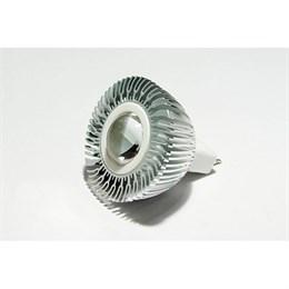 Лампочка светодиодная  LC-60-MR16-GU5.3-3-W