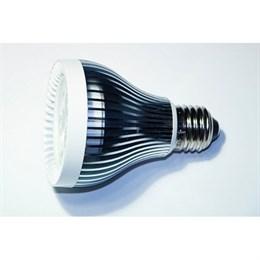 Лампочка светодиодная  LC-PAR20-E-27-6W-WW