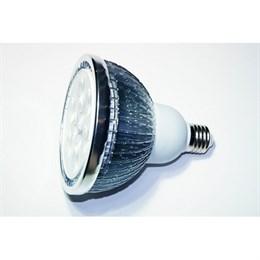 Лампочка светодиодная  LC-PAR38-E-27-9W-W