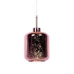 Подвесной светильник Alacosmo LDP 6811-1 R.GD