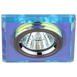 Точечный светильник  DK8 CH/PR