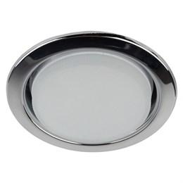 Точечный светильник  KL35 CH (б/к)