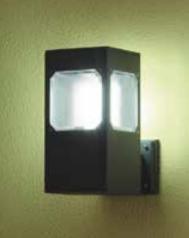 Настенный уличный фонарь Svetlon Грац G1541