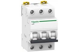 Выключатель автоматический модульный Schneider_Electric 3п C 50А 6кА iC60N Acti9 C SchE A9F79350