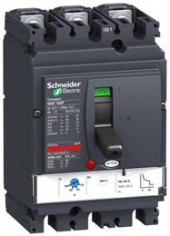 Выключатель автоматический Schneider Electric 3п 3т 100А 36кА NSX100F TM100D LV429630