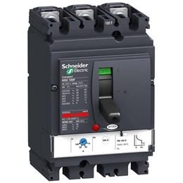 Выключатель автоматический Schneider Electric 3п 3т 80А 36кА NSX100F TM80D LV429631