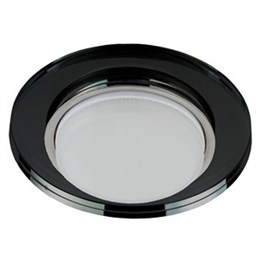 Точечный светильник  DK80 BK