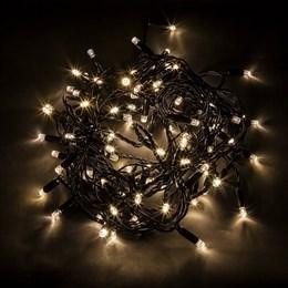 Гирлянда уличная нить Feron 20м 32429 теплый свет постоянное свечение