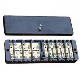Коробка испытательная перех. (68х220х33) латунь Электродеталь КИП.Л