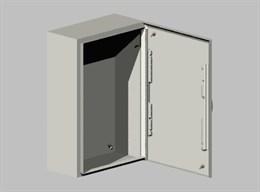 Шкаф S3D c платой 1200х800х300 SchE NSYS3D12830P