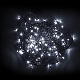 Гирлянда нить Feron 60м, 5000К белый свет, постоянное свечение IP44 26735