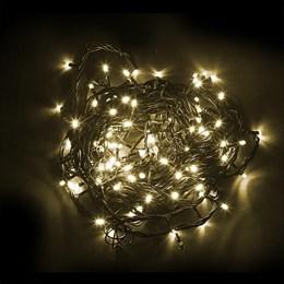 Гирлянда нить Feron 60м, 2700К теплый свет, постоянное свечение IP44 26783