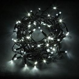 Уличная гирлянда Feron 32424 IP65 10м холодный белый свет, постоянное свечение