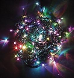 Гирлянда нить Feron CL07 26782 40м разноцветная, плавная смена цвета IP44