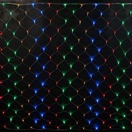Светодиодная сеть Feron CL30 32359 2*2м IP20 разноцветная, разные режимы работы