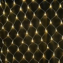 Светодиодная сеть Feron CL30 32360 2*2м IP20 теплый свет, разные режимы работы